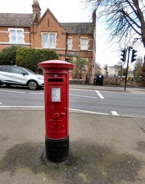GR postbox (CV32 22)