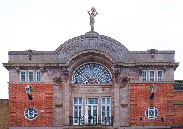 Bath Assembly Hall, Spencer Street,... \u00a9 Julian Osley ...