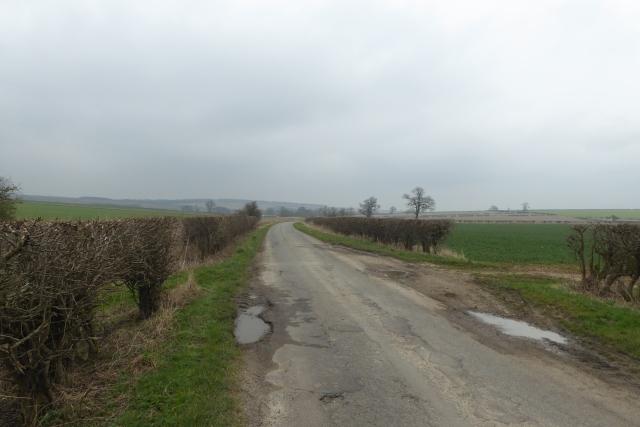 Wharram le Street to Duggleby road
