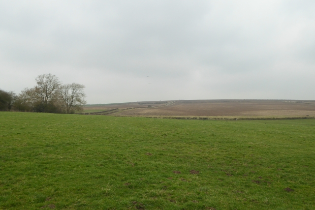 Farmland near Duggleby