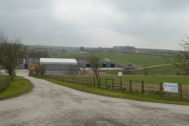 Low Mowthorpe Farm