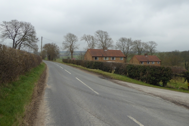 Low Mowthorpe Cottages
