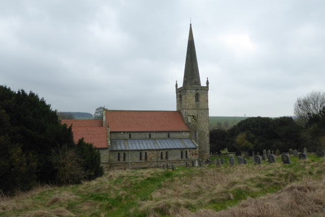 Church in Kirby Grindalythe