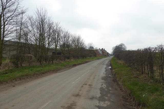 Towards Thirkleby Manor