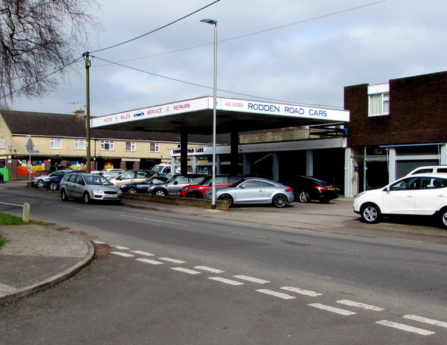 Rodden Road Cars Frome