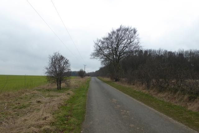 Road near High Bellmanear