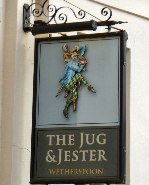 Sign of the Jug & Jester