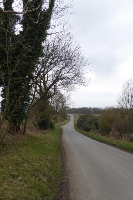 Descent towards Settrington