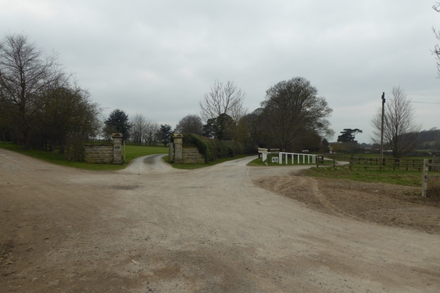 Entrance to Highfield House