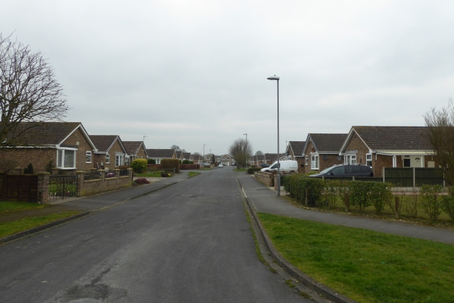 Burdale Close