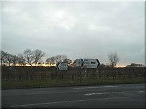 SP9636 : Mill Road, Ridgmont by David Howard
