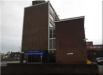 TL1023 : Jansel House, Stopsley by David Howard