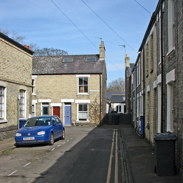 The corner of Edward Street