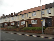 TL1023 : Houses on Putteridge Road, Stopsley by David Howard