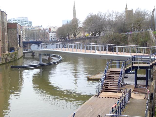 Castle Bridge takes shape