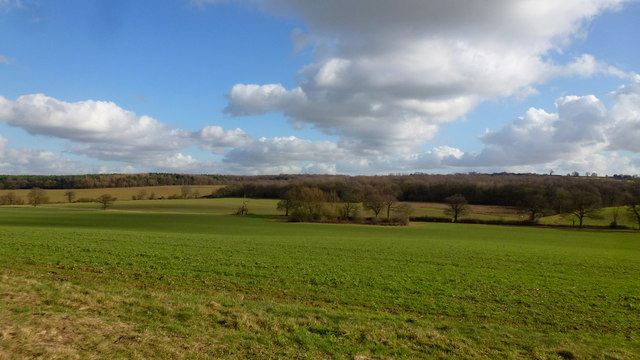 North Warwickshire countryside