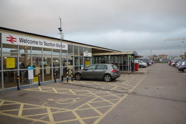 Taunton Station Car Park Location Code