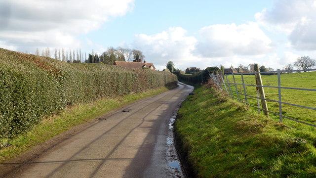 Fillongley Road