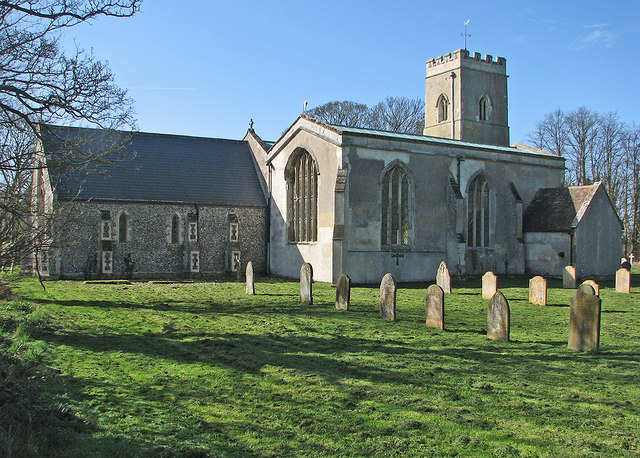 Little Wilbraham: St John - north side