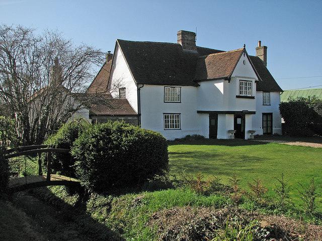 Little Wilbraham: White Hall