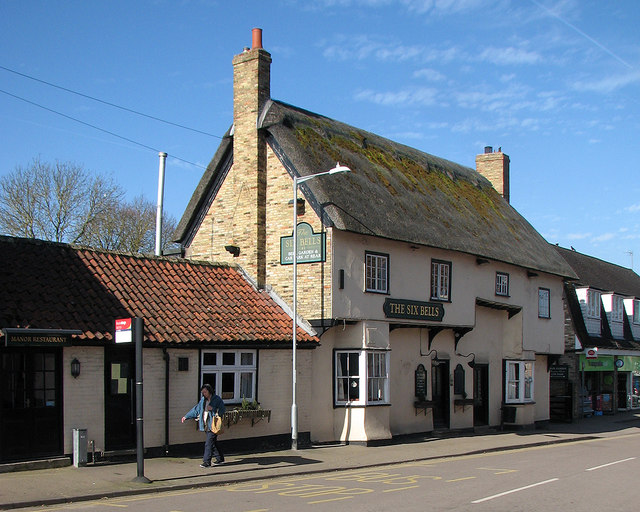 Fulbourn: The Six Bells