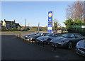 TL4155 : Jaguars for sale, Wallis & son by Hugh Venables