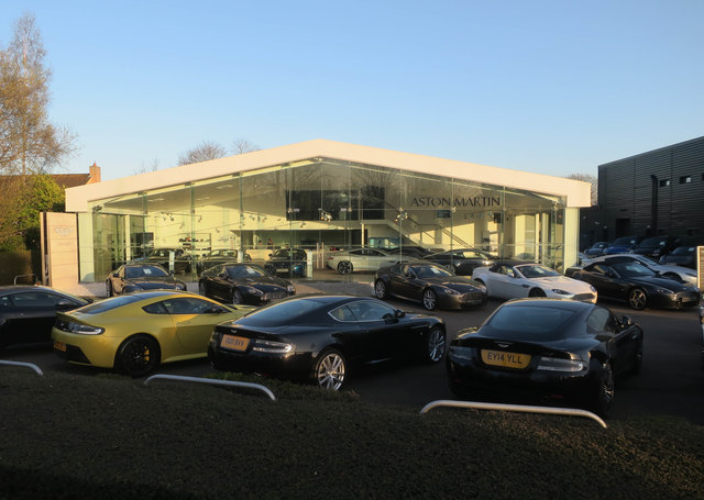 Aston Car Sales Bovey Tracey