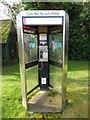 SP9304 : KX300 Telephone Kiosk at Asheridge by David Hillas