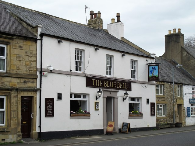 The Blue Bell, Hill Street