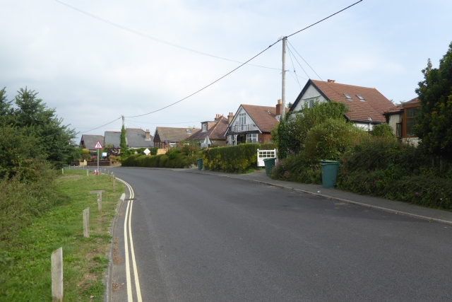 Entering Gurnard