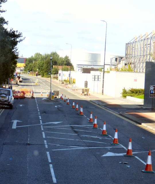 Trafford Wharf Road