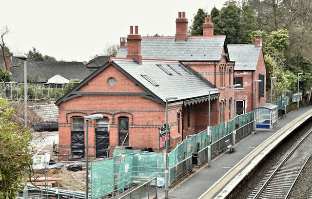 Cultra station (redevelopment) - March 2017(1)