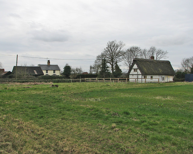 Cottages at Kirtling Green