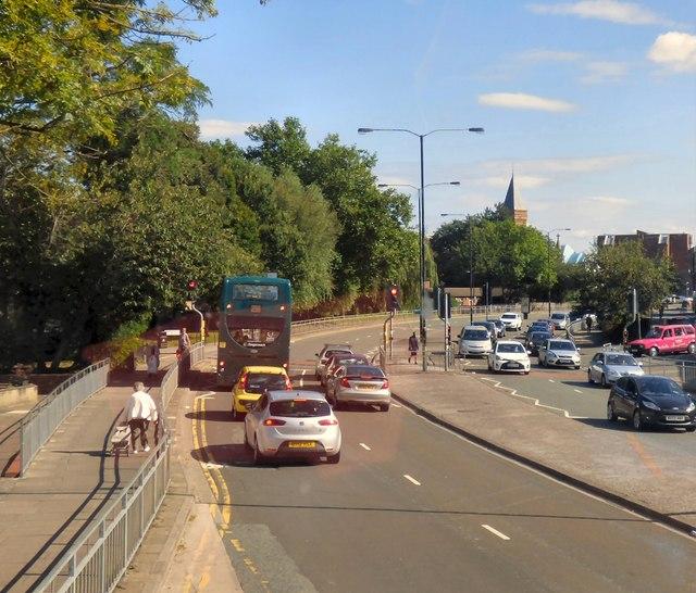 Kingsway, Stretford