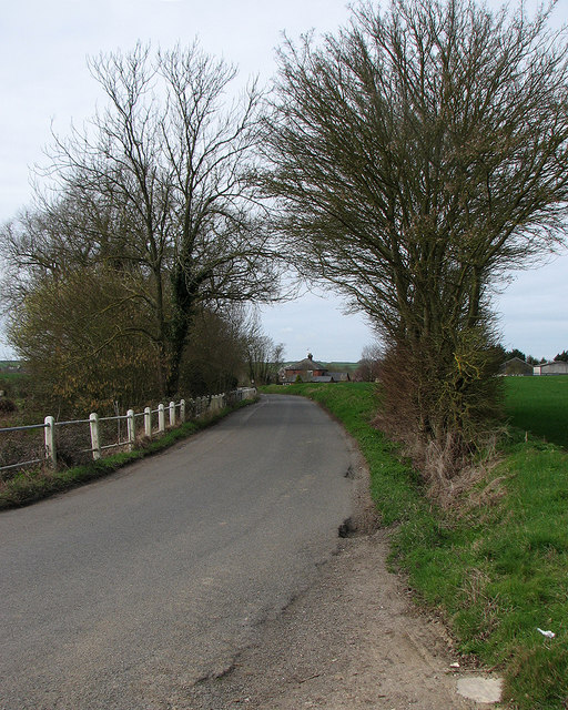 Near Kedington