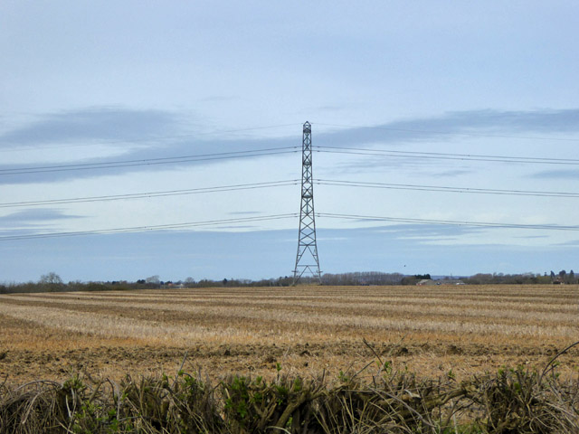 Pylon on Bested Hill