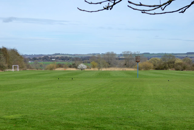 Recreation ground, Aldington