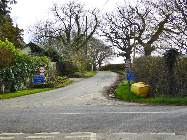 Crossroads, Bonnington
