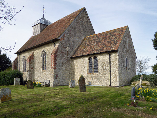 Bonnington church