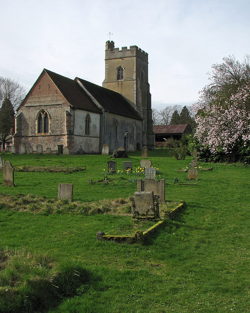 Great Bradley: St Mary - north side