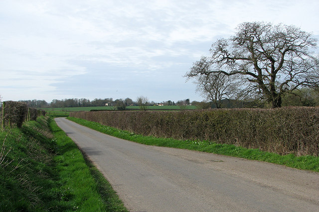 Acre Road: towards Carlton