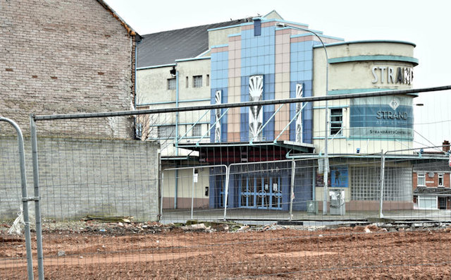 Former Stormont Inn site, Belfast - March 2017(2)