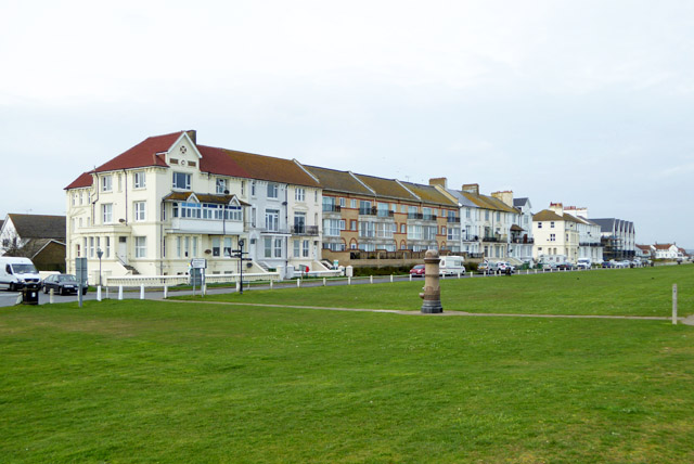 Marine Parade, Littlestone-on-Sea