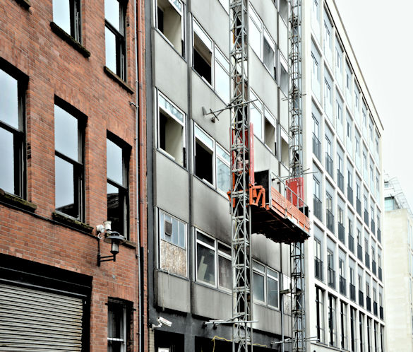 No 11 Donegall Square South, Belfast - March 2016(2)