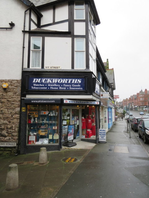 Duckworths, Colwyn Bay