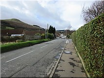 NO2507 : Newton Road, Falkland by Bill Kasman