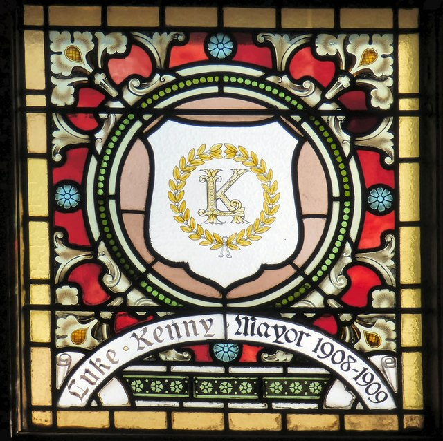 Mayoral Window: Luke Kenny