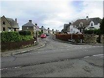 NO2507 : Lomond Crescent, Falkland by Bill Kasman
