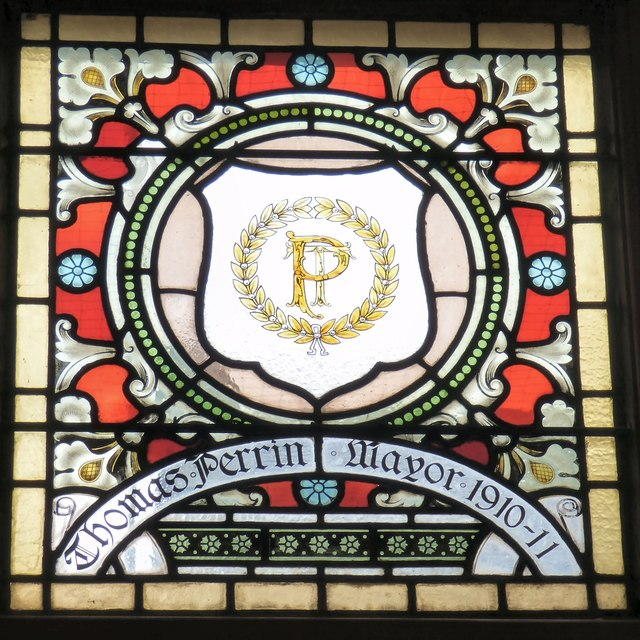 Mayoral Window: Thomas Perrin