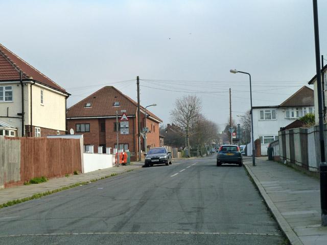 Dursley Road, SE3